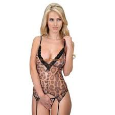 leopard nighty